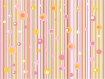 Pink-orange gentle retro  background Stock Photos