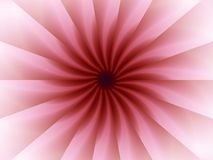 Pink Origami Folds Pattern Royalty Free Stock Image