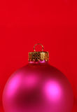 Pink ornament Stock Images