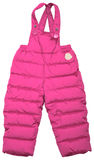 Pink overalls Stock Image