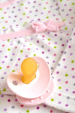 Pink Pacifier Royalty Free Stock Photos