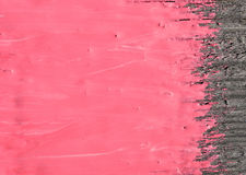 Pink paint Royalty Free Stock Photo