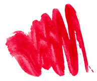 Pink paint Royalty Free Stock Image