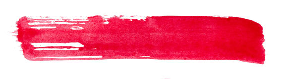 Pink paint Royalty Free Stock Photography