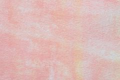 Free Pink Painted Aristic Watercolor Texture Background Royalty Free Stock Photography - 109081007