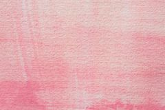 Free Pink Painted Aristic Watercolor Texture Background Royalty Free Stock Photo - 109299015