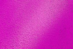 Pink painted metal textured surface. Abstract decorative background. Template for design royalty free stock image