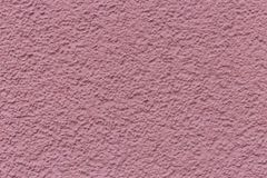 Pink painted wall. Texture or background royalty free stock images