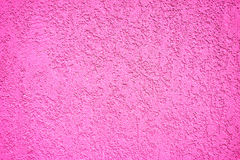 Pink painted wall Royalty Free Stock Image