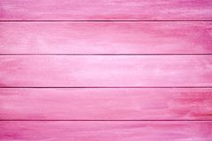 Pink wood planks background. Pink painted wood planks background stock photos
