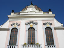 Pink Palace Stock Image