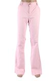 Pink pants on mannequin. Stock Image