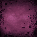 Pink paper background with splatters Royalty Free Stock Photos