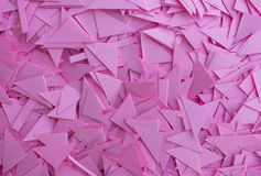 Pink paper background. Royalty Free Stock Images