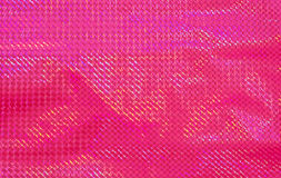Pink paper with a pattern of stripes Royalty Free Stock Photography