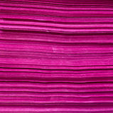 Pink paper stack Stock Photos