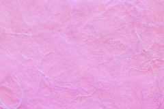 Pink paper texture, soft fiber Royalty Free Stock Images