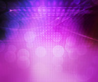 Pink Party Abstract Background Royalty Free Stock Photos