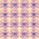 Pink pastel abstract geometric background pattern Stock Images