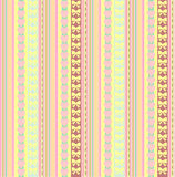 Pink pattern  Royalty Free Stock Image
