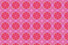 Pink pattern background Royalty Free Stock Photography