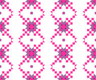 Pink pattern Stock Images