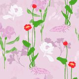 Pink pattern Royalty Free Stock Images