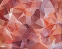 Pink Pattern. triangular template. Geometric sample. Repeating r. Outine with triangle shapes eps.10 Stock Photos