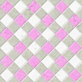 Pink paving Royalty Free Stock Image