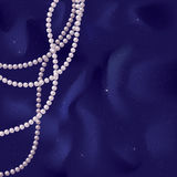 Pink Pearls Royalty Free Stock Photos