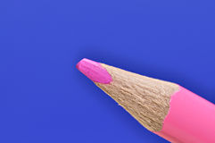 Pink pencil Stock Photos