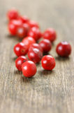 Pink peppercorn close-up Stock Images