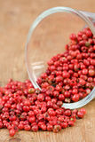 Pink Peppercorns Royalty Free Stock Photo