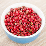 Pink Peppercorns Royalty Free Stock Images