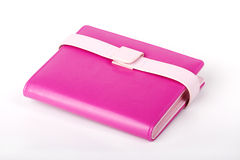 Pink photo album Royalty Free Stock Images