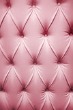 Pink picture of genuine leather Stock Photo
