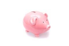 Free Pink Piggy Bank Royalty Free Stock Photos - 6487578