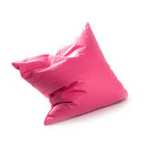 Pink pillow Stock Image