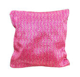 Pink pillow Stock Photography
