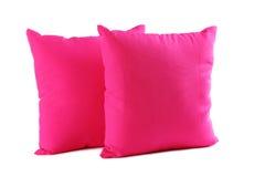 Pink pillow Stock Photography