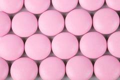 Pink Pills Royalty Free Stock Image