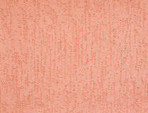Pink plaster wall Royalty Free Stock Photos
