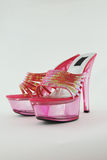 Pink Platforms Royalty Free Stock Photography
