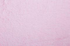 Pink plush Royalty Free Stock Photography