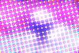 Pink points, dots Royalty Free Stock Photo
