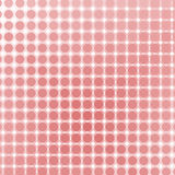 Pink polka Stock Images