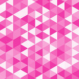Pink poly abstract background. Pink poly abstract background vector design 2017 Stock Photo
