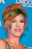 Pink,Pop Stars Royalty Free Stock Images