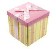 Pink present 1 Stock Photography