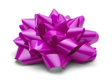 Pink Present Bow Royalty Free Stock Photo